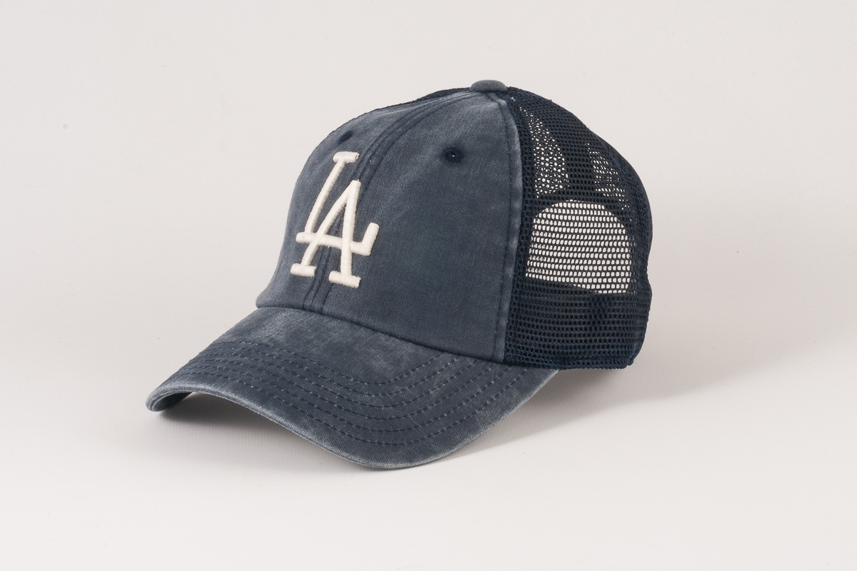 Raglan Bones - Los Angeles Dodgers