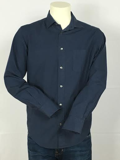 Hartford Woven Button-down